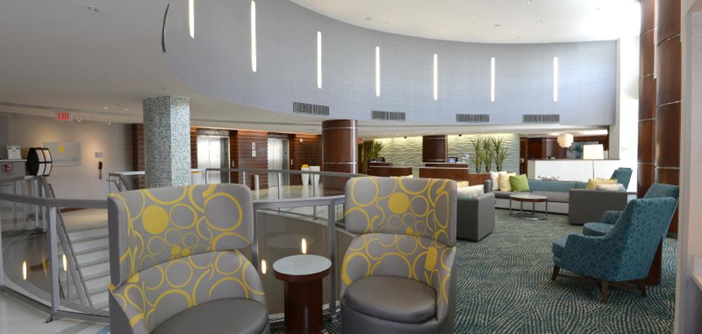 CY Ocean City Lobby