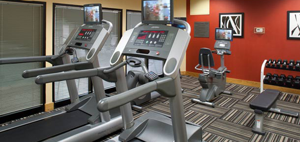 CY Somerset fitness room