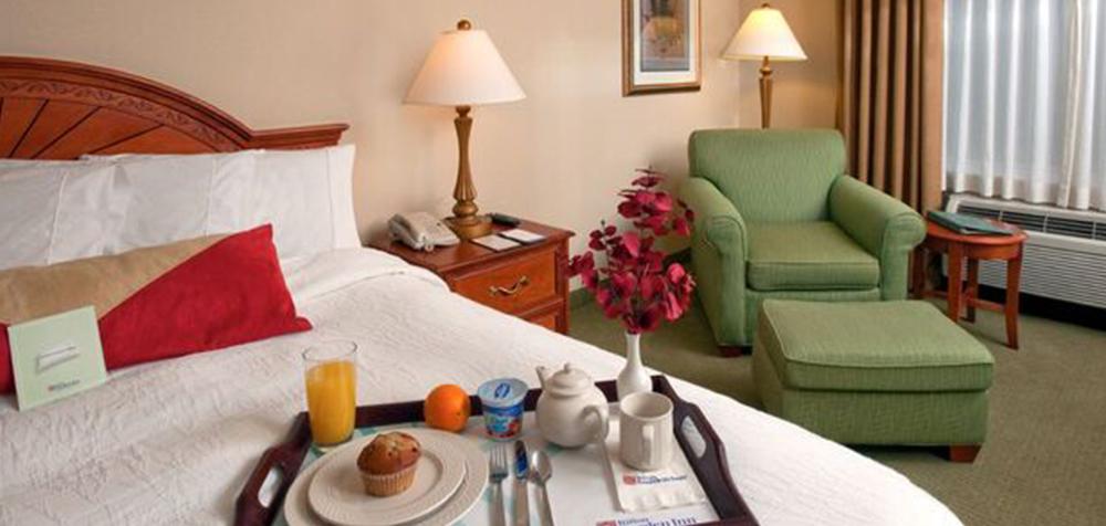 HGI Savannah guestroom