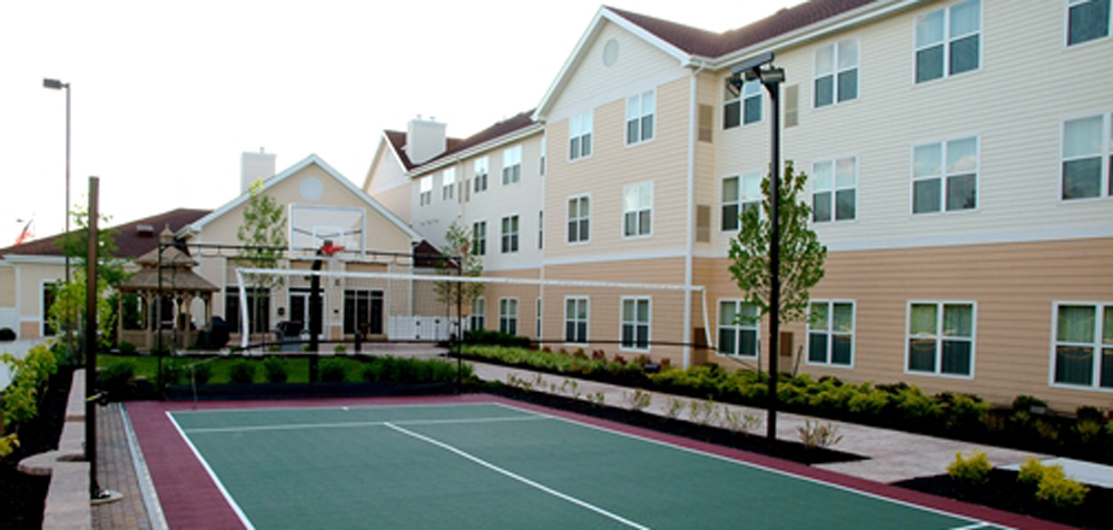 HWS Mt Laurel Sports Court