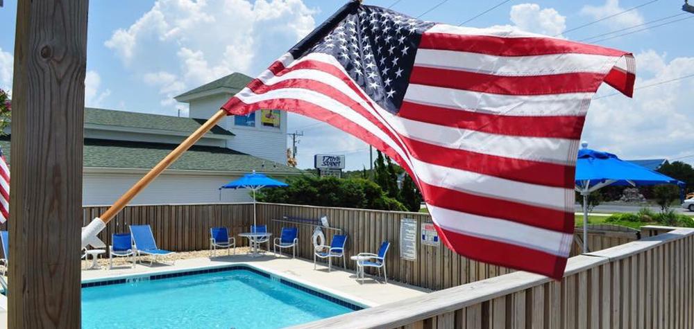 Outer Banks Inn Pool