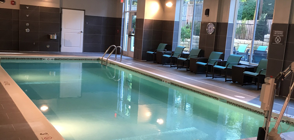 Residence Inn Blacksburg pool