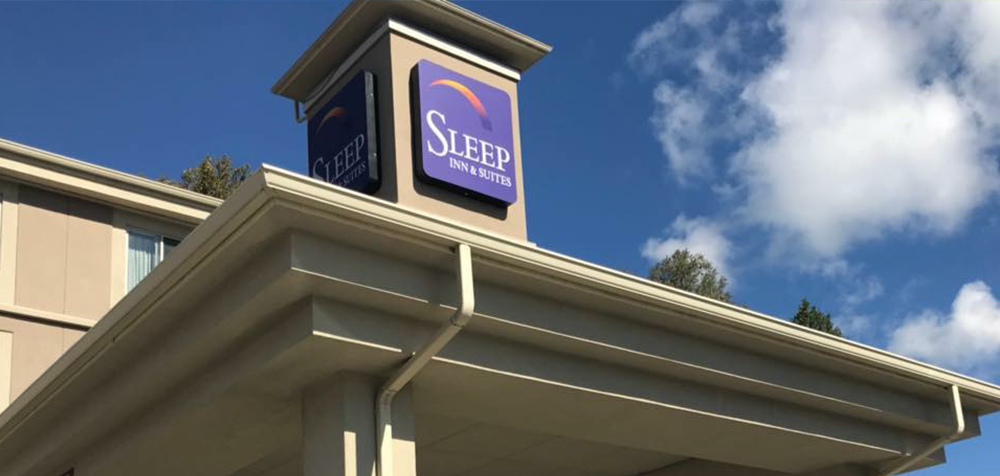 Sleep Inn Clintwood exterior