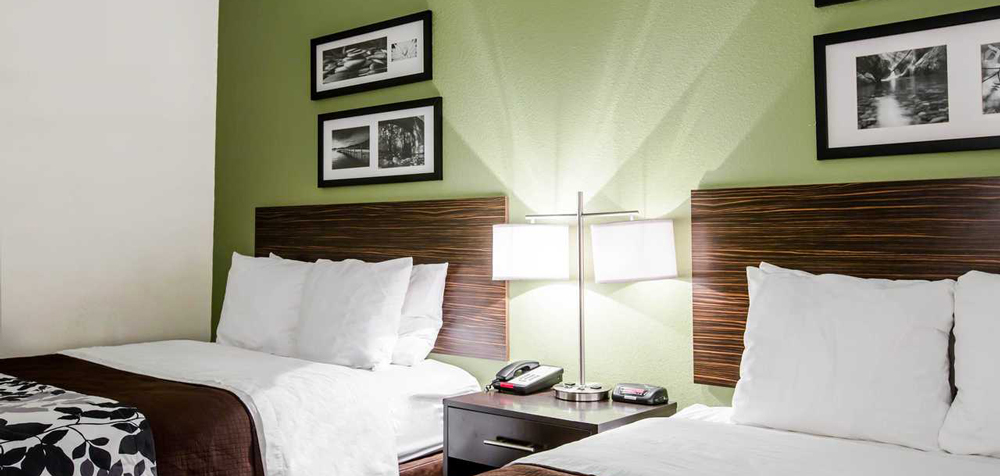 Sleep Inn Marion Guestroom web
