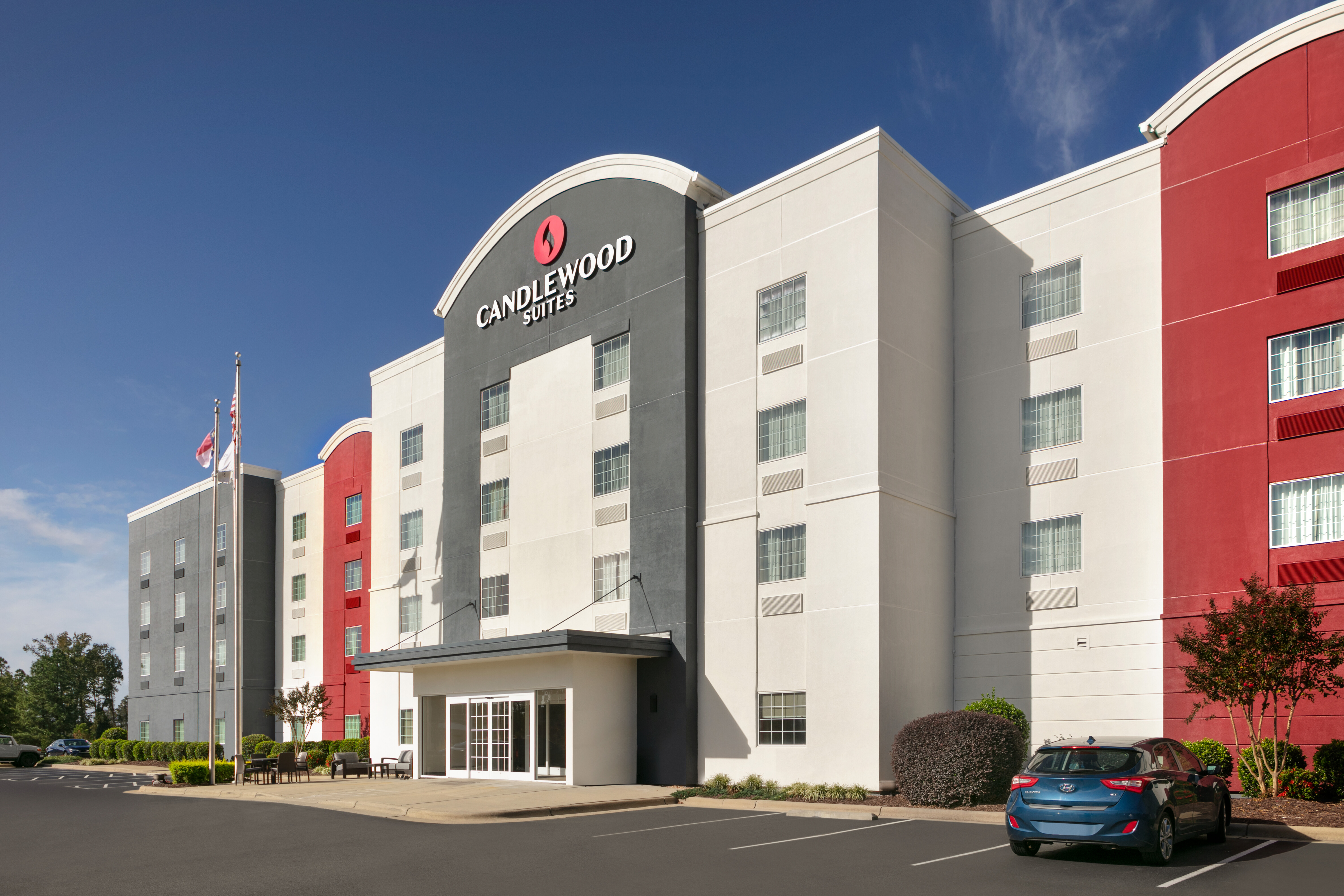 faysq candlewood suites fayetteville fort bragg exterior b 02