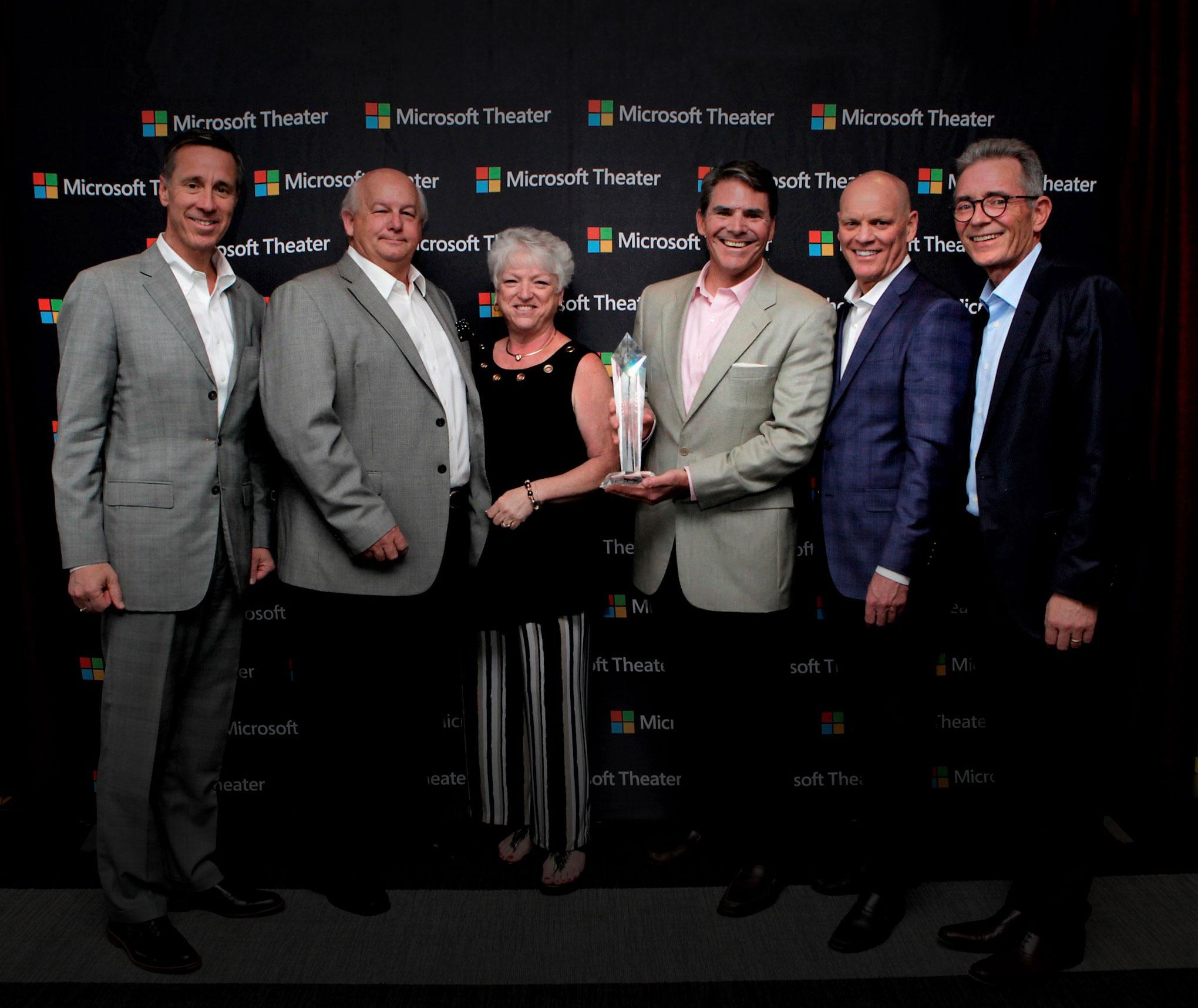 NHG Marriott Presidents Circle Award 2017