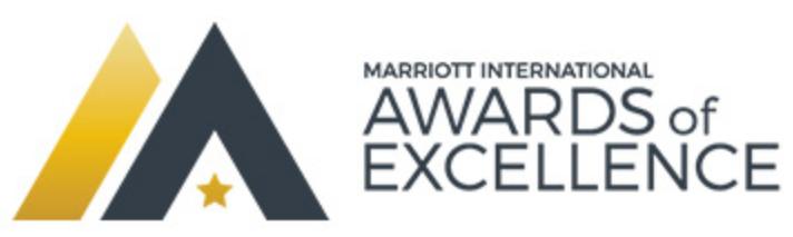 Marriott ExcellenceAward