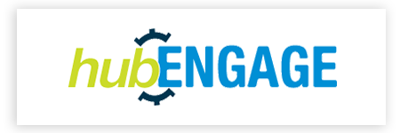 Hub Engage logo