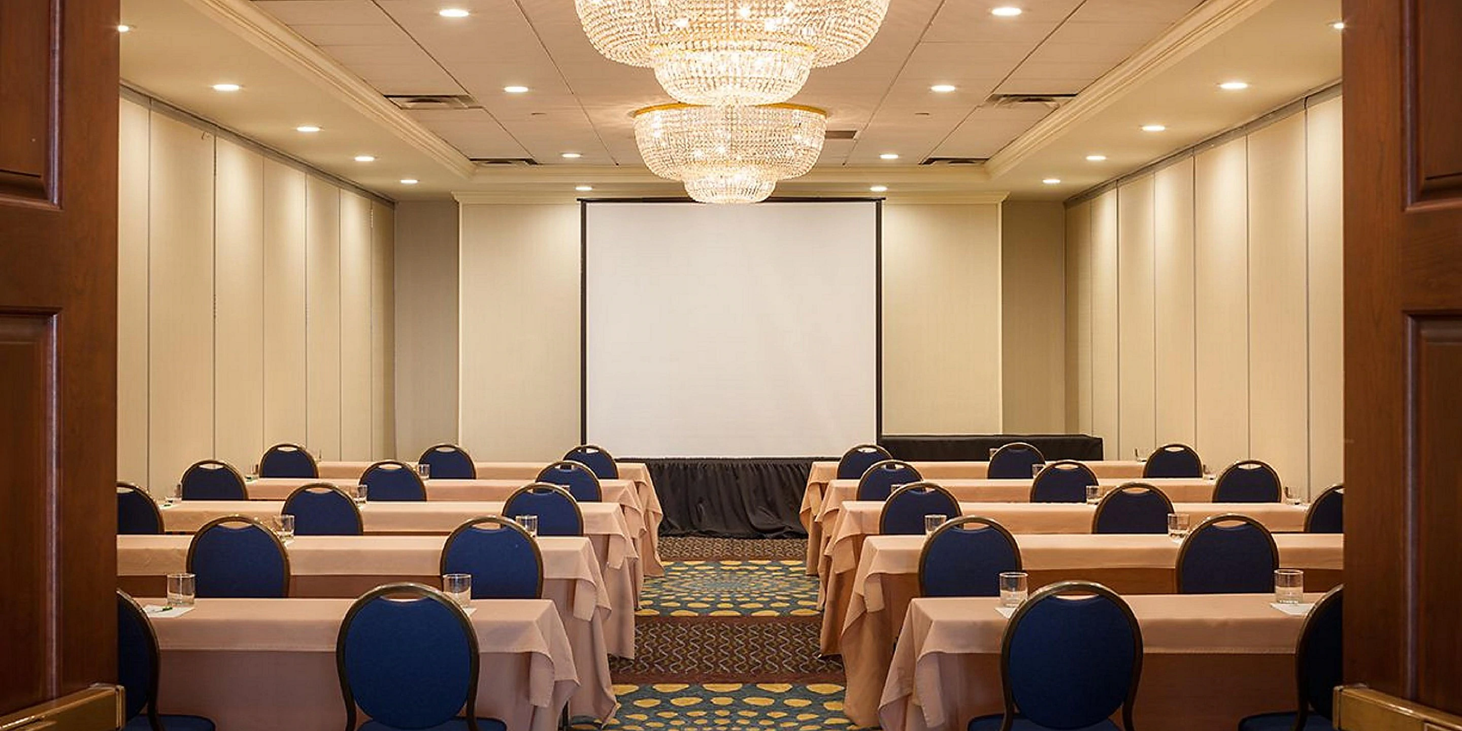 Holiday Inn Hartford Downtown Event Room