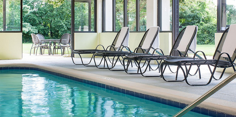 Holiday Inn Hartford Downtown Pool