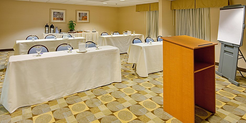 Holiday Inn Express Wilkes Barre Meeting Space