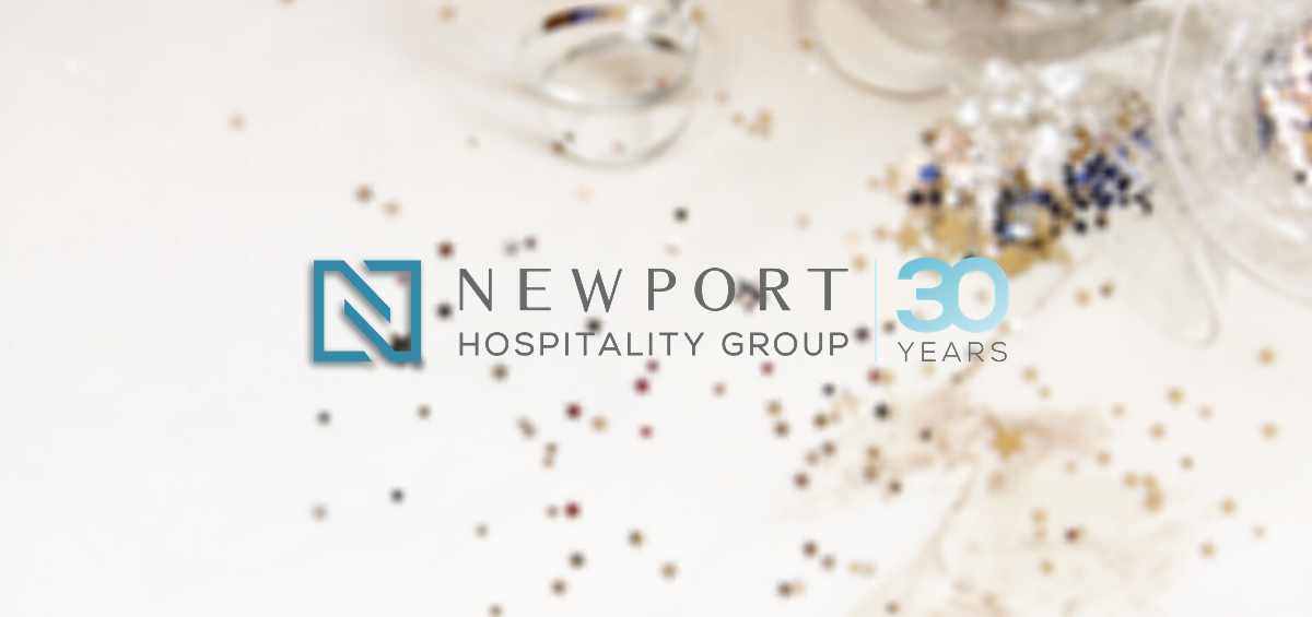 Newport Hospitality Group 30th Anniversary