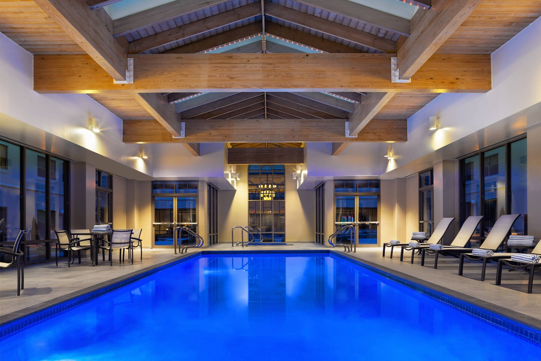 Sheraton Hartford Pool