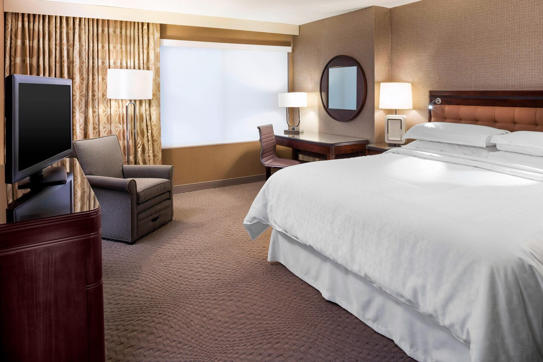 Sheraton Hartford Room