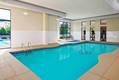 sheraton indoor pool