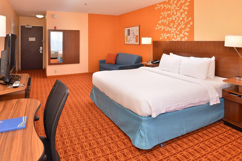 Fairfield Mt. Laurel NJ Hotel King ROOM