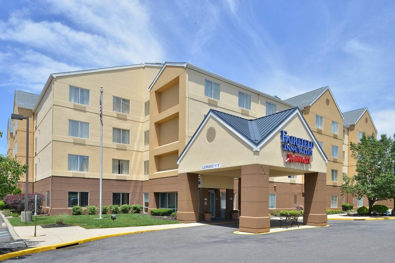 Fairfield Mt. Laurel NJ Hotel Exterior