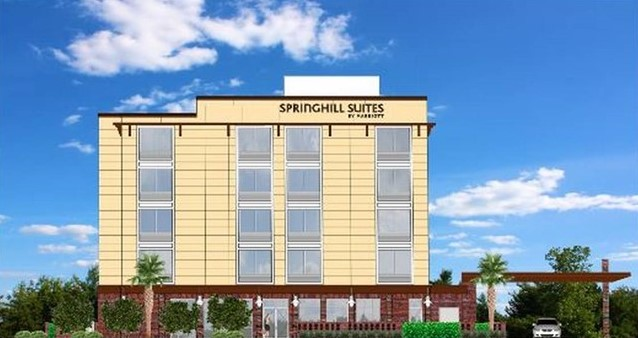 SpringHill Suites by Marriott Beaufort SC Hotel